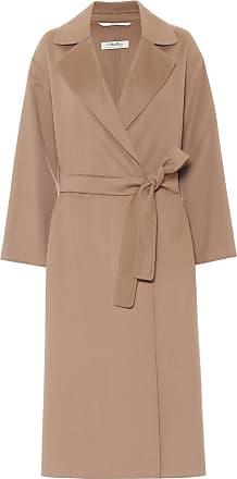 Max Mara Elena belted virgin-wool coat