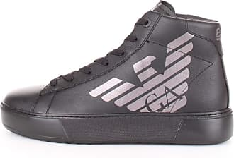 Emporio Armani EA7 X8Z001-XK119 Sneakers Unisex Black 36