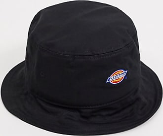 Dickies Ray City - Cappello da pescatore nero con logo