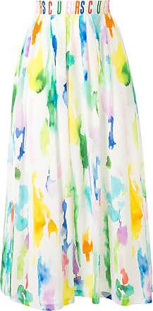 être cécile Emme watercolour print skirt - Multicolour