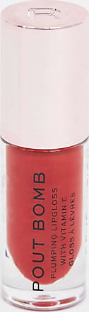 Revolution Pout Bomb Plumping Lip Gloss - Juicy-Red
