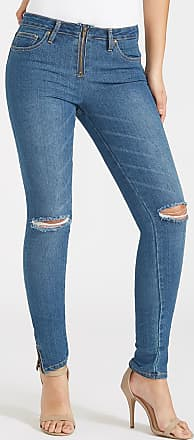 Alloy Apparel Tall Maxwell High Waist Plus Size Jeans for Women Medium Blue 15/35 - Rayon