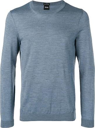 8ca584b2e HUGO BOSS Crew Neck Sweaters: 160 Items   Stylight