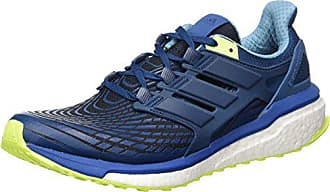 new style 6af1d acc56 adidas Energy Boost, Chaussures de Running Entrainement Homme, Bleu Blue  Night Solar Yellow
