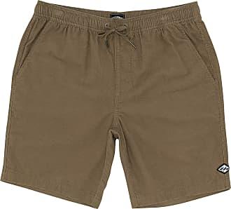 Billabong Larry Layback Cord 17 - Corduroy Shorts - Men - L - Green