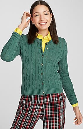 Twik Cable-knit cardigan