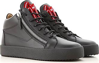 f4dd665a0d Giuseppe Zanotti Sneaker Uomo On Sale, Nero, pelle, 2017, 42