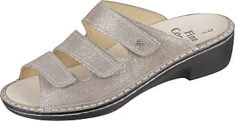 Finn Comfort Canzo Silver Size: 8.5 UK