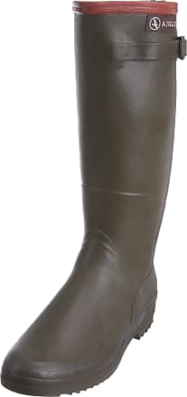 5.5 UK Women/'s Boots Green Kaki Kaki Aigle Miss Julie