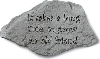 Kay Berry It Takes A Long Time Garden Stone - 91720