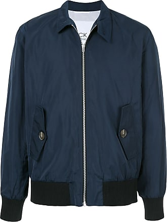 Calvin Klein CK Windbreaker Color Block Navy Blue: