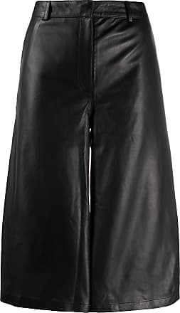 In The Mood For Love Culottes crop - Di colore nero