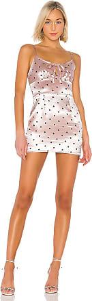 Superdown Darcey Mini Dress in Pink