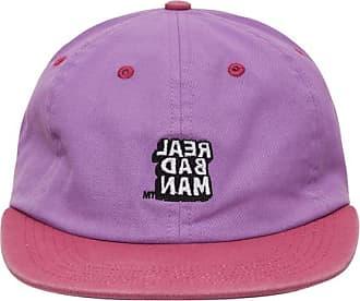 Real Bad Man Real bad man Rbm washed out cap PURPINK U