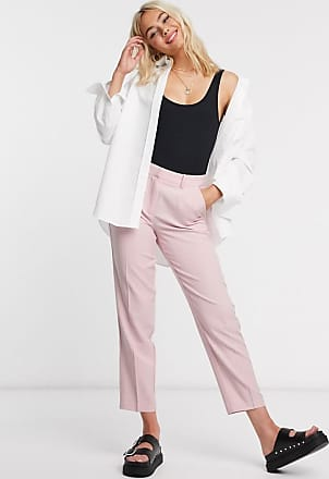 Y.A.S tailored trouser in pink