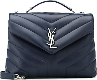 Saint Laurent Borsa Loulou Monogram Small in pelle cda331f8f1a