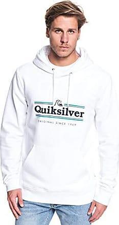 Quiksilver Mens Clued Up Hoodie