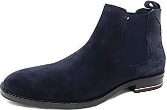 Tommy Hilfiger Herren Essential Suede Chelsea Boots