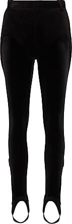 Y / Project hybrid stirrup trousers - Black