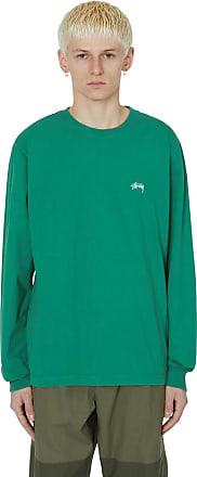 Stüssy Stussy Stock long sleeves t-shirt GREEN XL