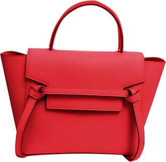 350cb3debd90 Jessica Buurman AYLON Strap Embellished Leather Tote Bag - Large