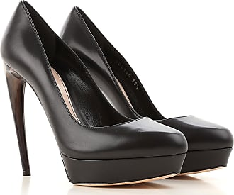 Alexander McQueen Pumps & High Heels for Women On Sale in Outlet, Black, Leather, 2017, 10 6 6.5 7 9