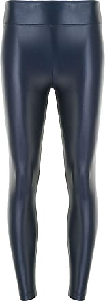 Koral Leggings con logo - Di colore blu