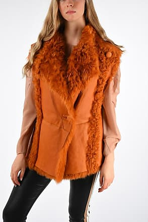 Drome Sleeveless Real Fur Jacket size S