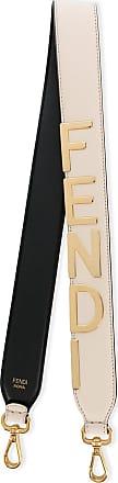 Fendi Alça para bolsa de couro - Neutro
