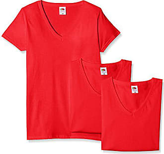 c9e2b9de3e T-Shirts Col V Fruit Of The Loom® : Achetez dès 4,99 €+ | Stylight
