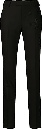 Zadig & Voltaire straight leg trousers - Black