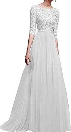 49a943073a14 Abiball Kleider in Weiß: 1757 Produkte bis zu −80% | Stylight