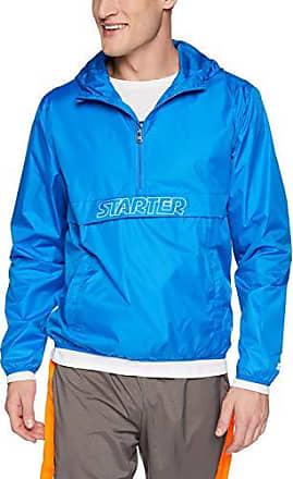 Starter Mens Popover Packable Jacket Exclusive