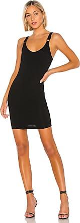 Superdown Greer Tank Dress in Black