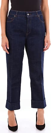 Fay Bootcut Jeans scuro