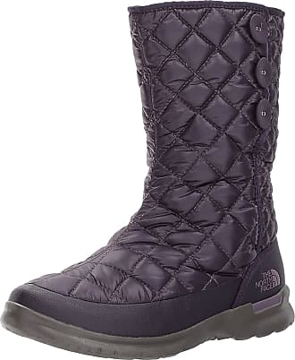 The North Face The North Face Shoes Thermoball Button up Shiny Frost Iron Gate GRE Boot 8 B(M) US Purple
