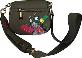 Marc Jacobs gebraucht - Marc Jacobs-Handtasche - Damen - Grün - Leder