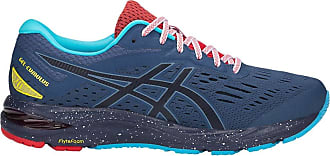 Asics Mens Gel-Cumulus 20 Marathon Pack Shoes, 8.5 UK, Gran Shark/Peacoat