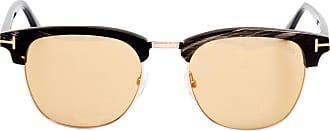 Tom Ford Eyewear Óculos de Sol N17 Preto - Mulher - 53 US