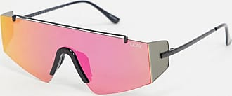 Quay Quay x Lizzo - Transcend - Bunte Visor-Sonnenbrille-Mehrfarbig