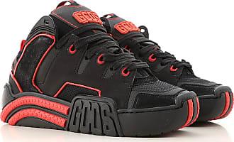 GCDS Sneakers for Women On Sale, Black, Leather, 2019, 3.5 4.5 5.5 6.5 7.5 8.5