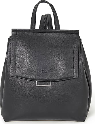 Gabor High-quality faux leather rucksack Gabor Bags black