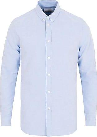 Samsøe & Samsøe Liam Button Down Shirt Light Blue