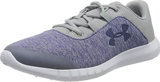 Under Armour Mens Mojo Running Shoes, Grey (Mod Gray/American Blue/American Blue), 10.5 UK 45.5 EU