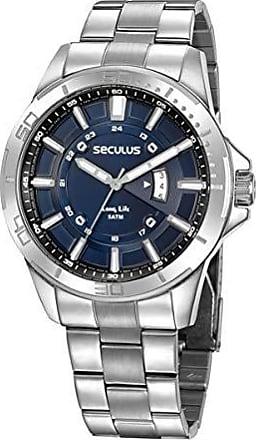 Seculus Relógio Seculus Masculino 35023gosvna2