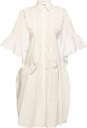Junya Watanabe Junya Watanabe Comme Des Garcons Dress With Wide Sleeves Womens White