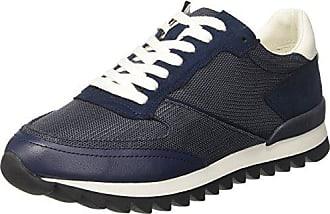 9698b7c29b0ff0 Bata Herren 849201 Hohe Sneaker Blau (Blu 9) 41 EU