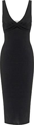 Jonathan Simkhai Kenny crêpe midi dress