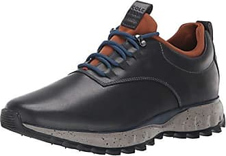 4b9730e2157ca Cole Haan Mens Zerogrand Explore All Terrain Oxford Waterproof Hiking Shoe  Blueberry Vapor Grey 11
