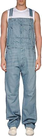 Levi's SALOPETTE - Salopette pantaloni lunghi su YOOX.COM